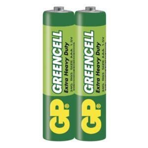 GP Greencell AAA, R03, fólie 2ks (GP 24G)