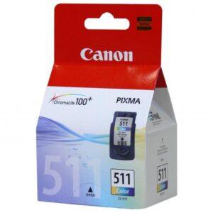 Canon CL-511C, 240 stran, CMY (2972B001)