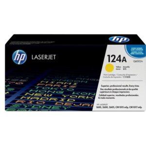HP Q6002A, 2K stran - originální žlutá (Q6002A)