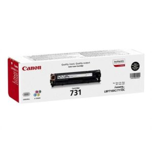 Canon CRG-731 - originální černý (6272B002)