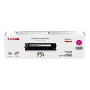 Canon CRG-731M - originální červený (6270B002)