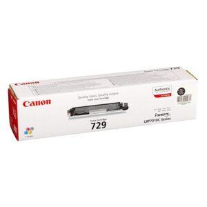 Toner Canon CRG-729Bk