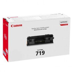 Canon CRG-719, 2,1K stran - originální černý (3479B002)