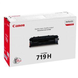 Canon CRG-719 H, 6,4K stran - originální černý (3480B002)