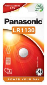 Panasonic LR1130, blistr 1ks