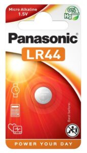 Panasonic LR44, blistr 1ks