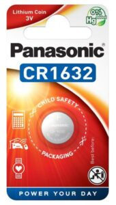 Panasonic CR1632, blistr 1ks