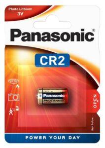 Panasonic CR2, blistr 1ks