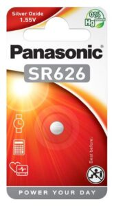 Panasonic SR626, blistr 1ks