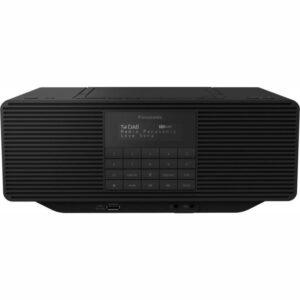 Panasonic RX-D70BTEG-K černý