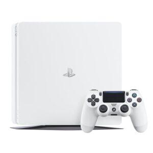 Sony PlayStation 4 500GB bílá (PS719755517)