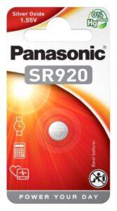 Panasonic SR920, blistr 1ks (SR-920EL/1B)