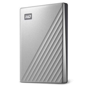Western Digital My Passport Ultra 1TB stříbrný (WDBC3C0010BSL-WESN)