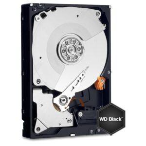 Western Digital Black 500GB  SATA III, 7200 ot/min, 64MB cache (WD5003AZEX)