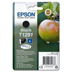 Epson T1291, 385 stran - originální černá (C13T12914011)