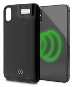 Celly Powercase Wireless na Apple iPhone X/Xs černý (POWERCASE900BK)