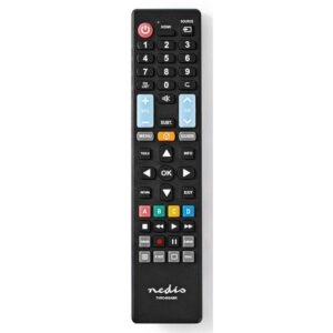 Dálkový ovladač Nedis TVRC40SABK pro televize Samsung (TVRC40SABK)