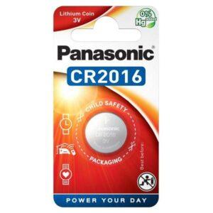 Panasonic CR2016, blistr 1ks (CR-2016EL/1B)