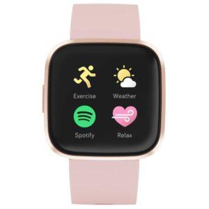 Fitbit Versa 2 (NFC) - Petal/Copper Rose (FB507RGPK)