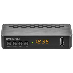 Hyundai DVBT 220 PVR černý