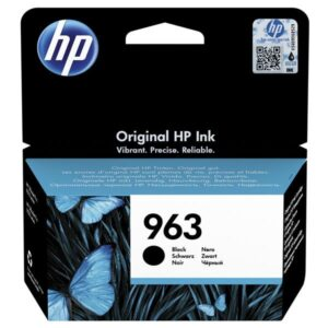 HP 963, 1000 stran černá (3JA26AE)