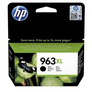 HP 963XL, 2000 stran černá (3JA30AE)