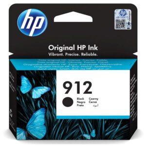 HP 912, 300 stran černá (3YL80AE)