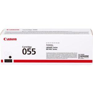 Canon CRG 055, 2300 stran černý (3016C002)