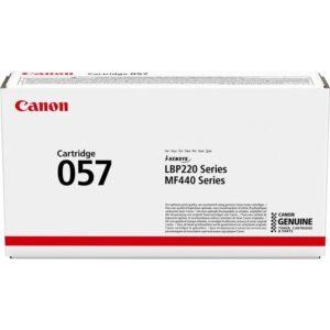 Canon CRG 057, 3100 stran černý (3009C002)