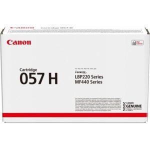 Canon CRG 057 H, 10 000 stran černý (3010C002)