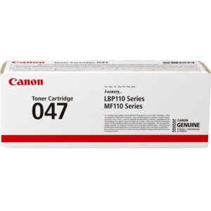 Canon CRG 047, 1600 stran černý (2164C002)