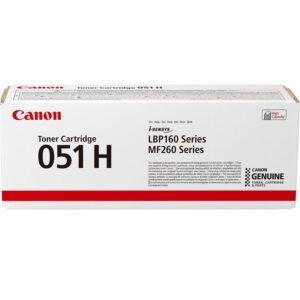Canon CRG 051 H, 4100 stran černý (2169C002)