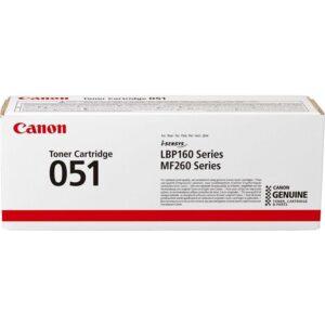 Canon CRG 051, 1700 stran černý (2168C002)