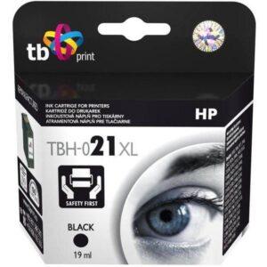 TB HP C9351AE (No.21) Bk – kompatibilní černá (TBH-021XL)