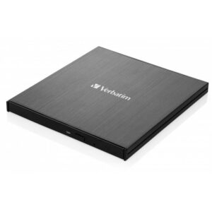 Verbatim Slimline Ultra HD 4K USB-C černá (43888)