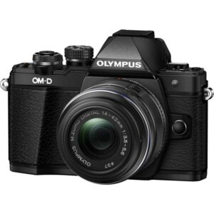 Olympus E-M10 Mark II + 14-42 II černý