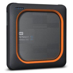 Western Digital My Passport Wireless SSD 1TB (WDBAMJ0010BGY-EESN)