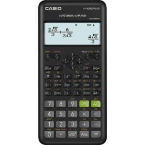 Casio FX 82ES PLUS 2E černá