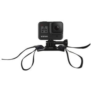 Popruh GoPro Vented Helmet Strap Mount černé (GVHS30)