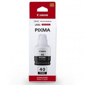 Canon GI-40 PGBK, 6000 stran, 170ml černá (3385C001)