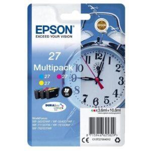 Epson T2705, 300 stran, CMY (C13T27054012)