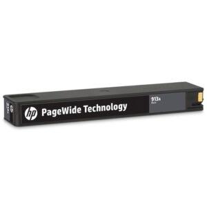 HP 913A, 3500 stran černá (L0R95AE)