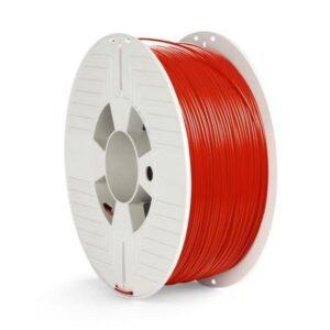 Verbatim PET-G 1,75 mm pro 3D tiskárnu, 1kg červená (55053)