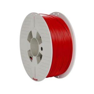 Verbatim PLA 1,75 mm pro 3D tiskárnu, 1kg červená (55320)