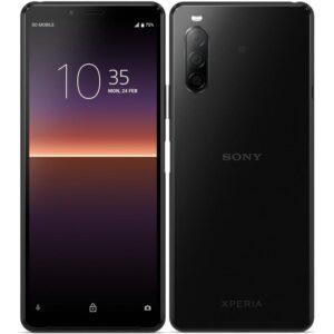 Sony Xperia 10.II černý (MTOSERXQAU050)