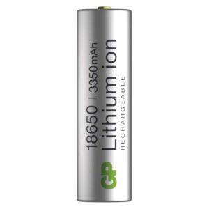GP Lithium-ion 18650 3350mAh PCM, blistr 1ks (B23133)