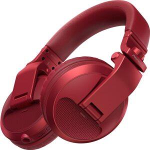 Pioneer DJ HDJ-X5BT-R červená (HDJ-X5BT-R)