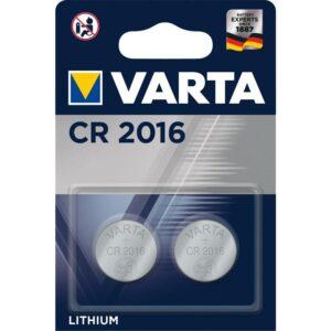 Varta CR2016, blistr 2ks (6016101402)