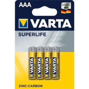 Varta Superlife AAA, R03, blistr 4 ks (2003101414)