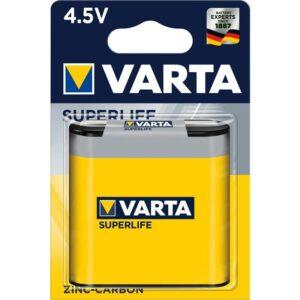 Varta Superlife 4,5V, 3R12, blistr 1ks (2012101411)